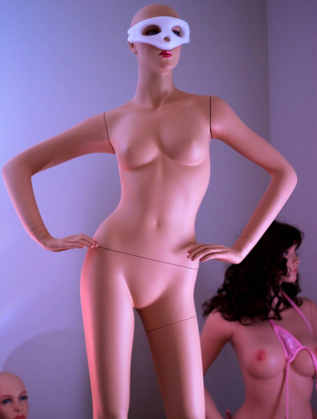 Naked mannequin porn, irish naked couple