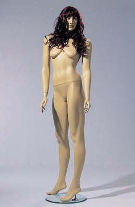 Классические турецкие модели манекенов.