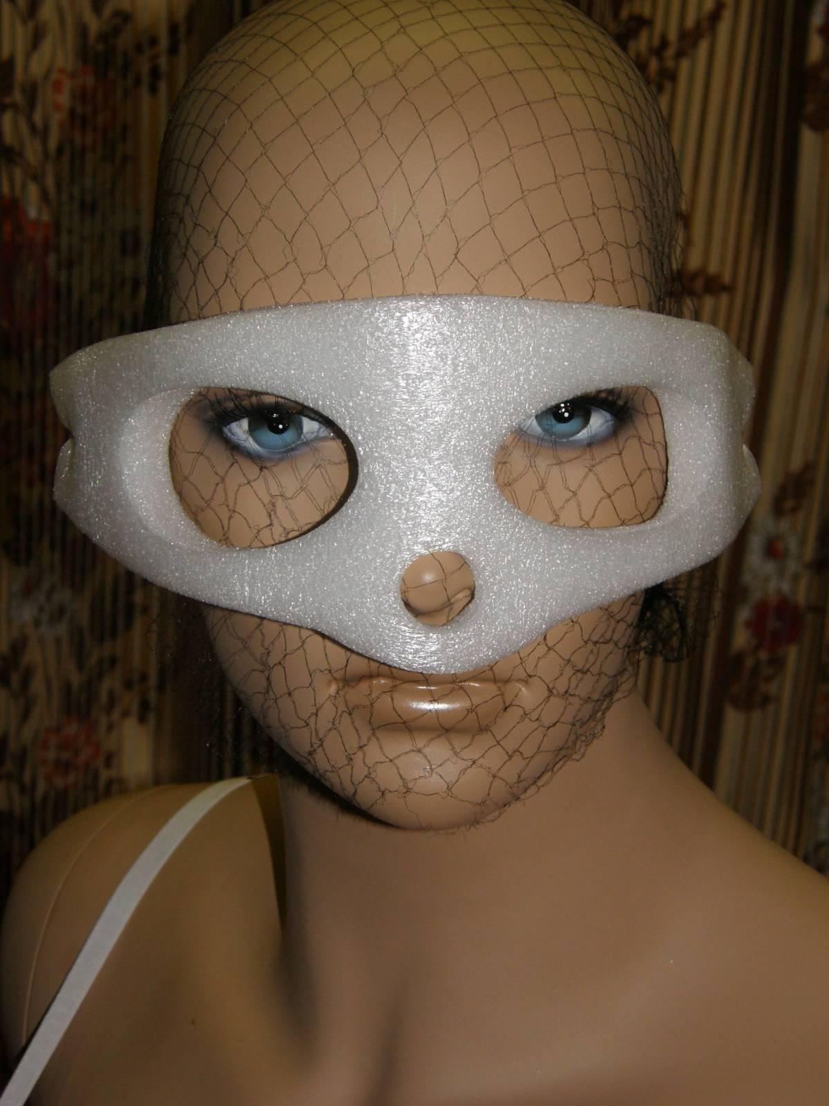 Как сделать манекен для масок